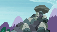 Mountain of rocks S4E18