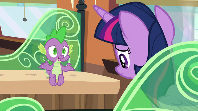 """File:Spike """"but giving her the space to make her own decisions"""" S6E2.png"""