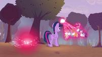 Twilight casting transformation magic S4E16