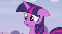 Twilight in complete disbelief S5E25