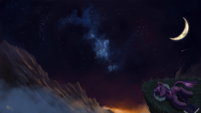 Twilight Sparkle background wallpaper by artist-sagebrushpony