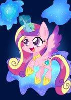 Princess cadence by derpylover-d5kpt2s
