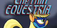 Harmony's Warriors: Captain Equestria