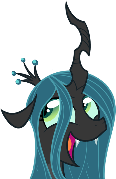 Chrysalis Adopts A Cat My Little Pony Fan Labor Wiki