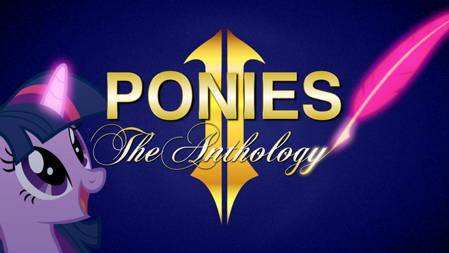 File:PONIES The Anthology II wallpaper by macchinaCS.png
