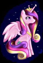 Princess cadence by sitrophe-d5xx3ij