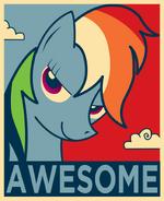 Vote Dash by Equestria-Election