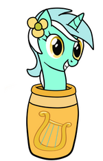 Lyra's pot by artist-z3r0g1g4