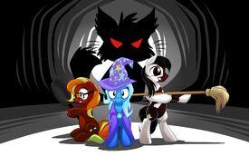 Dat evil cat by mysticalpha-d6j7pcj