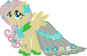 Fluttershy Gala Dress Minecraft