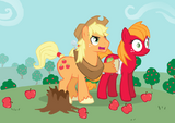 Applebuck Season colt version by Trotsworth