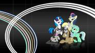Background ponies wallpaper