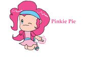 Pinkie Pie in EarthBound