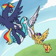 When hearts take flight by kilala97-d7bofeh