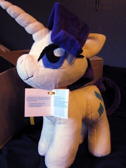 Cereal's Rarity Plush