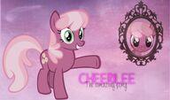Cheerilee wallpaper by artist-fluttershy625