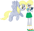Derpy and derpy by hampshireukbrony-d6rmv4g.png