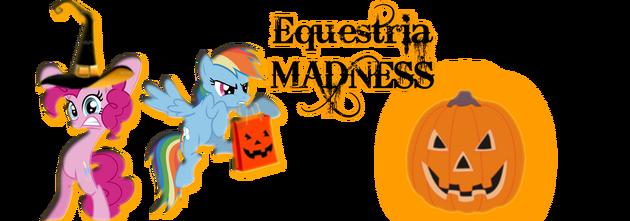 EqD Halloween Banner - Madness