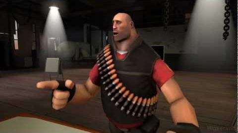 Heavy overreacts to Twilight SFM-0