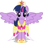 Princess Twilight Sparkle by CaNoN lb