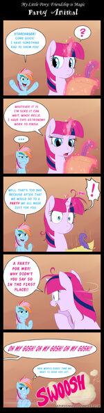 Party Animal by HazuraSinner