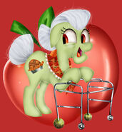 FANMADE granny smith by apotropaic puppet-d482tnn