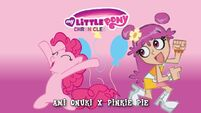 Ami and Pinkie Pie MLPC wallpaper 4 by aaronmon97