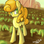 Carrot Garden by 1n33d4hug
