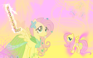 Fim fluttershy wallpaper by milesprower024-d3engg1