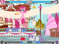 Pinkie Pie vs Twilight Sugarcube Corner Fighting is Magic.jpg