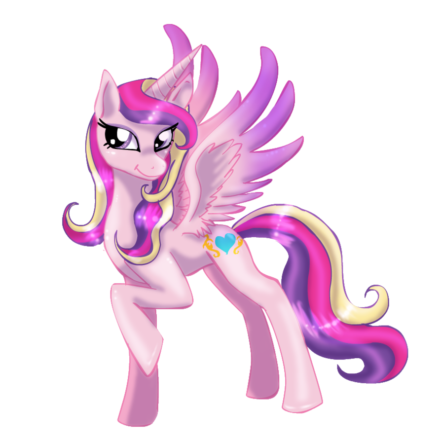 Image princess cadence by mechanicalmasochist d4zirgt - My little pony cadence ...