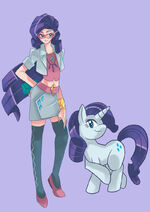 Rarity by sapphire1010