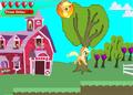 Applejack in Ponyville 1.png