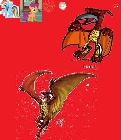 File:Rainbow Dash And Scootaloo Pryus Brawler's.png