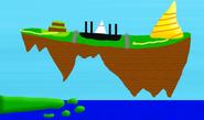 Ztarragus's Island Redrawn