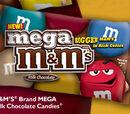 Mega M&M's