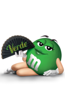 Characters-candy-datos-grande verde