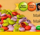 CandyRific M&M's Sticker Stampers