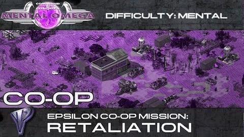 Mental Omega 3.3 Cooperative - Yuri's Epsilon Co-Op 02- Retaliation