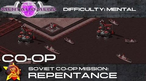 Mental Omega 3.3 Cooperative - Soviet Co-Op 03- Repentance