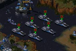 MO3 Shipwrecked Fleet
