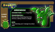 Greendog Dogmons! Official Wesbite Info