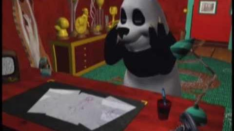The Little Panda Fighter (Full Movie)