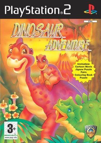 File:Dinosaur Adventure ps2.jpg