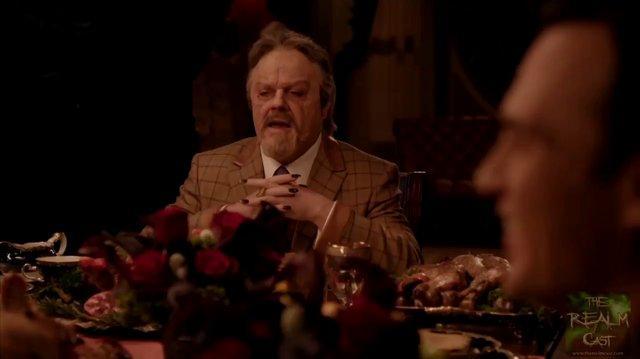 Mockingbird Lane clip - The family talks to Steve about the family tree
