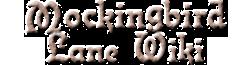 Mockingbird Lane Wiki