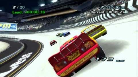Cars the Game Smasherville-0