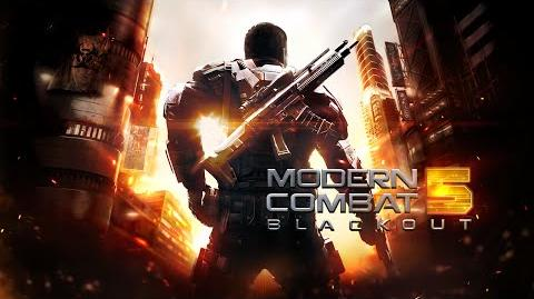 Modern Combat 5 - Launch Trailer