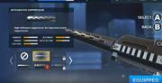 MC5-Integrated Suppressor
