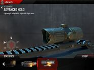 MC4-Advanced Holo-armory